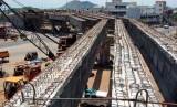 Pembangunan infrastruktur di India.