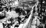 Pembangunan Tembok Berlin pada 1961