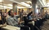 Pembukaan seminar nasional kenoktariatan di Unpas, Kamis (30/1)