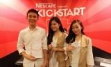 Pemenang Nescafe Kickstart di Jakarta