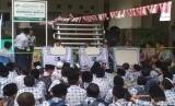 Pemilihan ketua dan wakil ketua organisasi Santri Pesantren Madinatul Qur'an Depok (OSPMQ)