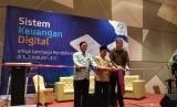 Pemkab Tasikmalaya melakukan kerja sama dengan PT Infra Digital Nusantara untuk melakukan sosialisasi penerapan sistem keuangan digital di lembaga pendidikan, Selasa (22/1).
