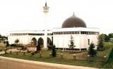 Penampakan masjid Al Rashid Kanada terkini.