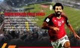 Penantian Panjang Mesir Menuju Piala Dunia.