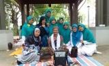 pengajian yang digelar Ikatan Keluarga Jamaah Haji Indonesia (IKJHI) di Hongkong.