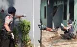 Densus 88 Tangkap Terduga Teroris di Sleman