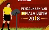 Penggunaan VAR di Piala Dunia 2018