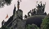 penghancuran masjid Babri 19 tahun lalu
