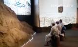 Pengunjung di Museum As Haabee, Makkah