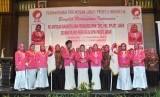 Pengurus DPW Perhimpunan Perempuan Lintas Profesi Indonesia (PPLIPI) Provinsi Jawa Barat periode 2017-2022 di El Royale Hotel, Kota Bandung, belum lama ini.
