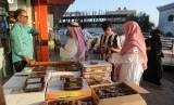 Penjualan kurma Ramadhan di Makkah.