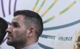 Penunjukan Asisten Pelatih Timnas. Pelatih Timnas Indonesia Simon McMenemy menggelar konferensi pers di kantor PSSI, FX Senayan, Senin (25/2/2019). Penunjukan Asisten Pelatih Timnas