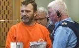 Penyebar video penembakan masjid di Christchurch, Selandia Baru, Philip Neville Arps divonis 21 bulan penjara, Selasa (18/6).