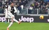 Penyerang Juventus Gonzalo Higuain.