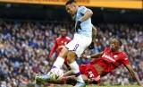 City dianggap melanggar aturan yang ditetapkan otoritas tertinggi sepakbola Eropa (Foto: pemain Manchester City)