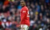 Penyerang Manchester United, Odion Ighalo.