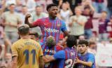 Ansu Fati Cetak Gol Saat Barcelona Tekuk Levante 3-0