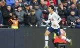 Penyerang sayap Tottenham Hostpur Son Heung-Min absen saat timnya menjamu RB Leipzig pada leg pertama babak 16 besar Liga Champions.