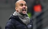 Pep Guardiola. PSG dikabarkan siap menawarkan Pep Guardiola tawaran besar untuk meninggalkan Manchester City.