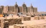 Peradaban Islam di Afrika Barat.