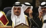 Emir Qatar Sheikh Tamim bin Hamad Al Thani.