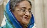 Perdana Menteri Bangladesh Syekh Hasina.