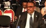 Perdana Menteri Ethiopia Hailemariam Desalegn.