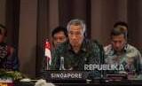 PM Singapura: Kami Siap Hadapi Virus Corona Baru. Perdana Menteri Singapura Lee Hsien Loong.