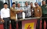 Peresmian Rumah Gemilang Indonesia (RGI) Aceh oleh PLN.