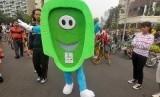 Peringatan hari toilet sedunia ditandai dengan kampanye untuk meningkatkan kesadaran tentang pentingnya tidak buang air besar sembarangan.