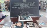 Perpustakaan Umum Kotamadya Daerah Tingkat II Sukabumi yang diresmikan BJ Habibie saat masih menjabat sebagai Menristek