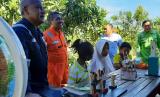 Pertamina kunjungi Masdarling di kelurahan Gunung Telihan Kota Bontang.