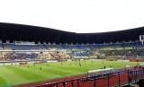 Pertandingan babak delapan besar grup Y Liga 2 Persebaya Surabaya vs PSIS Semarang di Stadion Gelora Bandung Lautan Api, Rabu (15/11).
