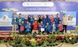 Perwakilan Universitas Islam Indonesia (UII) yang berlaga di MTQ UNS 2018.