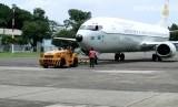 Pesawat Boeing TNI AU