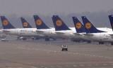 Pesawat Lufthansa