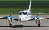 Pesawat Piper. (ilustrasi)