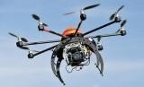 Pesawat tanpa awak (Drone). Ilustrasi.