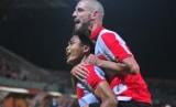 Pesepak bola Madura United (ilustrasi)