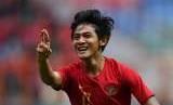 Pesepak bola Timnas Indonesia U23 Firza Andika.