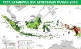 Peta Ketahanan dan Kerawanan Pangan (Food Security and Vulnerability Atlas/FSVA) 2018