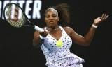 Petenis putri senior AS, Serena Williams.