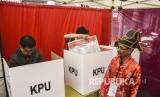 Jokowi-Maruf Unggul Sementara di Data KPU dari 16 Ribu TPS