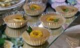 Pie kolak pisang dapat menjadi pengganti kolak biasa sebagai hidangan untuk berbuka puasa.
