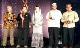 PKPU Human Initiative (HI) memperoleh penghargaan anugerh Moeslim Choice Award 2018.