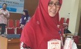 Plh Kepala BBPOM di Yogyakarta,  Diah Tjahjonowati.
