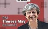 PM Theresa May.