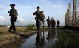 Polisi Myanmar