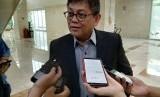 Politikus Nasdem sekaligus Anggota Komisi III DPR RI Teuku Taufiqulhadi.