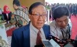 Politikus senior Partai Golkar Akbar Tandjung